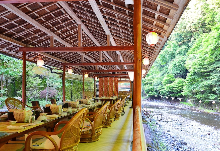 KYOTO TAKAO KANKO HOTEL, Kyoto, Outdoor Dining