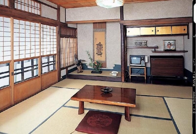 Takigawa Ryokan Honkan, Kyoto, Oturma Alanı