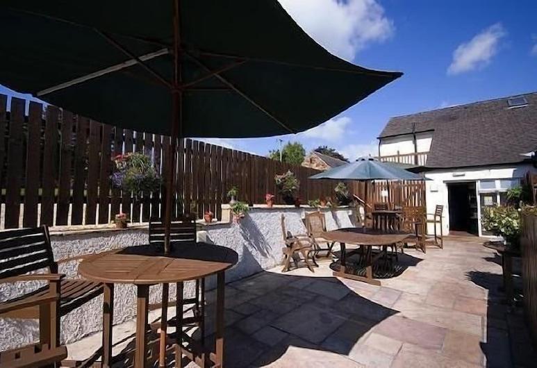 The Black Swan Inn, Penrith, Taras/patio