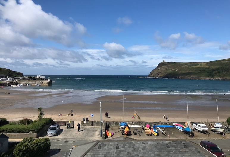 THE FALCON'S NEST HOTEL, Port Erin, ชายหาด