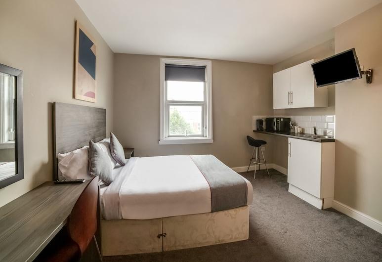 OYO Tequila and Dunlin Rooms, Southport, Habitación doble Deluxe, 1 cama doble, Habitación