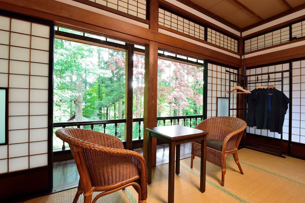 Camera Tradizionale (Japanese Style, 20 Tatami Mats) - Pasti in camera