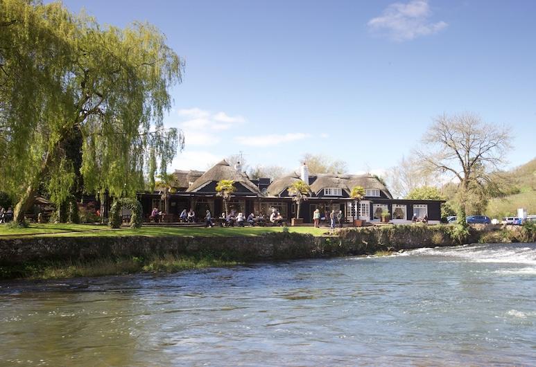 The Fisherman's Cot by Marston's Inns, Tiverton, Mặt tiền khách sạn