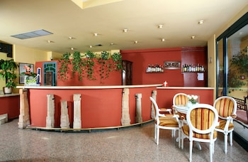 Selline näeb välja Hotel Nuovo Savi, Montecatini Terme