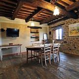 Panoramic Ev, Dağ Manzaralı (Casa del Rocco) - Oturma Alanı