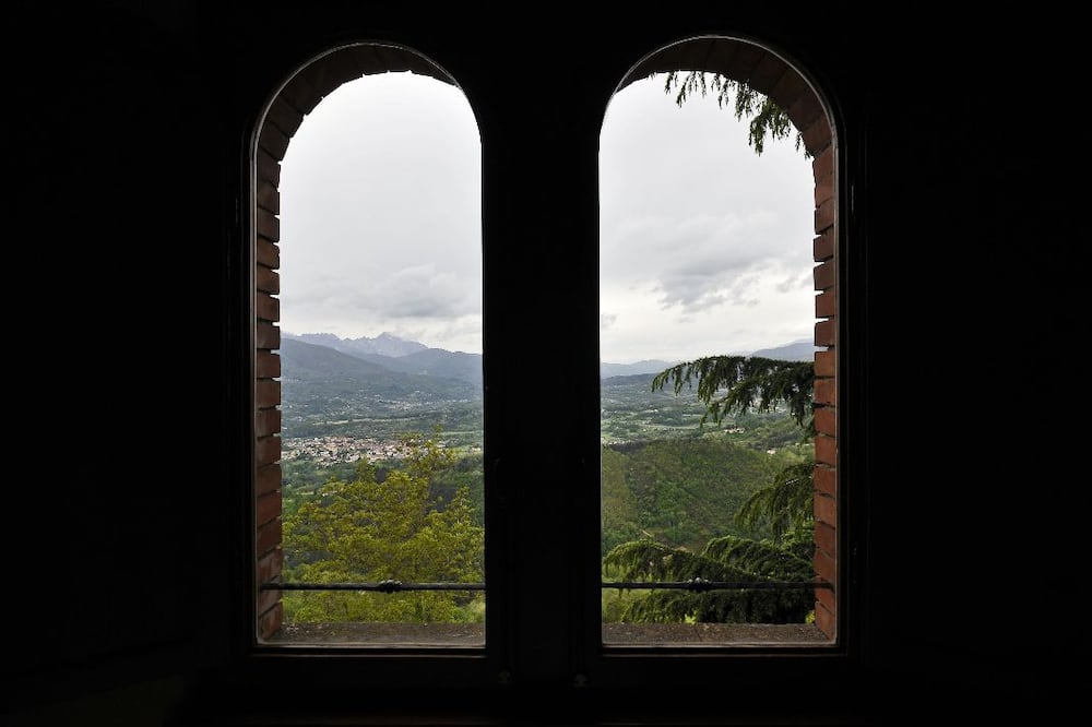 Panoramic Apart Daire, Dağ Manzaralı (Euterpe) - Dağ Manzaralı