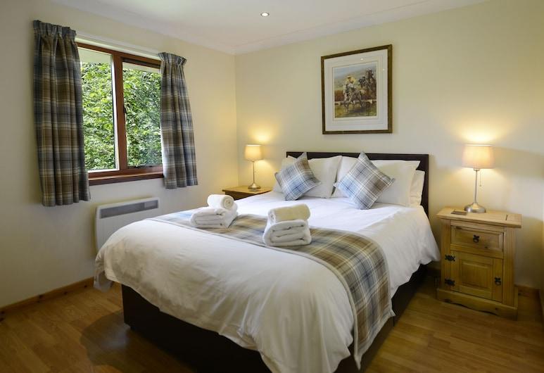 Birchbrae Highland Lodges, פורט וויליאם, בקתה יוקרתית, חדר