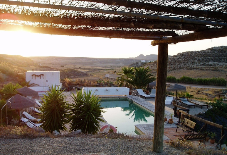 Cortijo Los Malenos, The Originals Relais (Relais du Silence), Nijar, Outdoor Pool