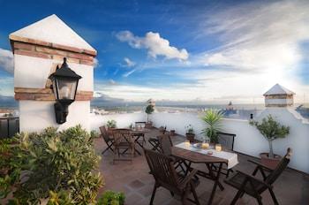 Fotografia hotela (Hotel Restaurante Blanco y Verde ) v meste Conil de la Frontera