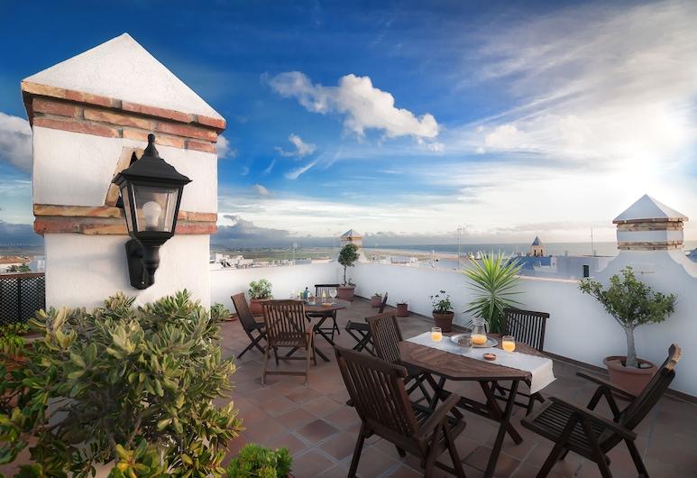 Hotel Restaurante Blanco y Verde , קוניל דה לה פרונטרה
