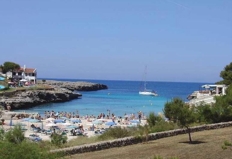 Piscis, Ciutadella de Menorca, Praia