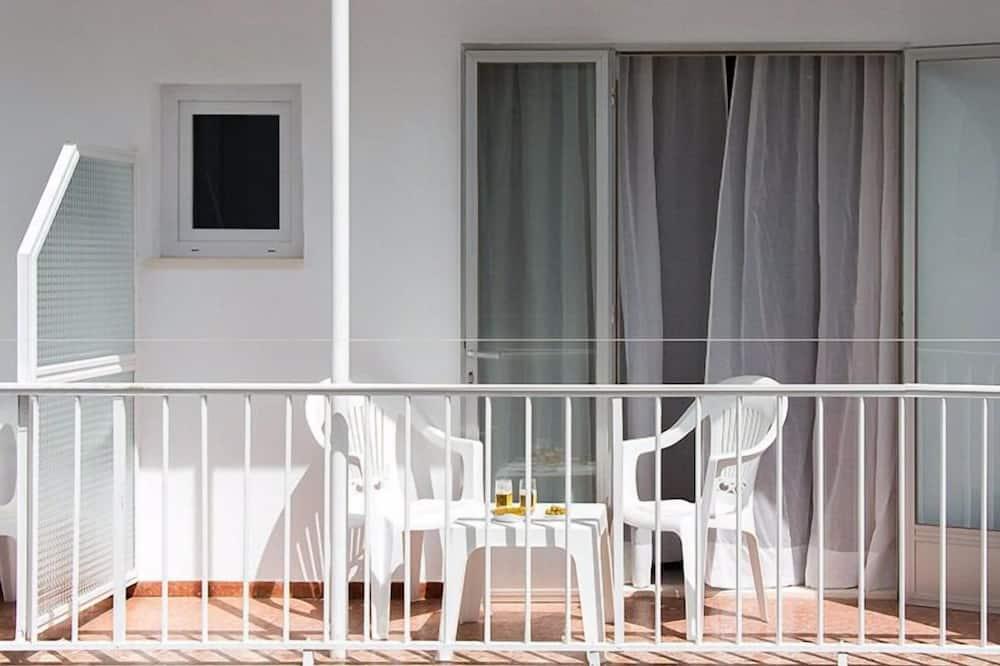 Superior-dobbeltværelse - terrasse - Altan