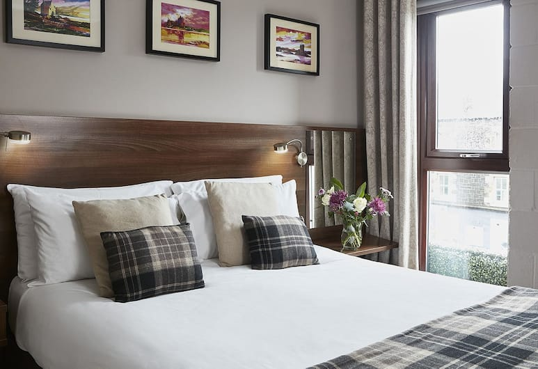 The Ranald Hotel, Oban, Comfort Double Room, Guest Room