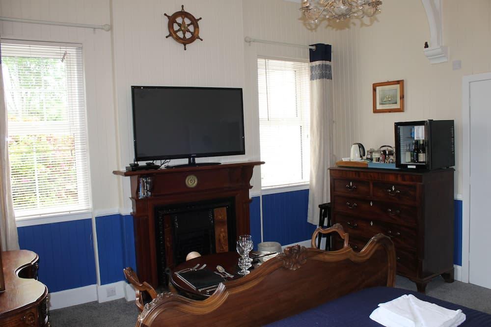 豪華雙人房, 1 張標準雙人床 - 迷你吧