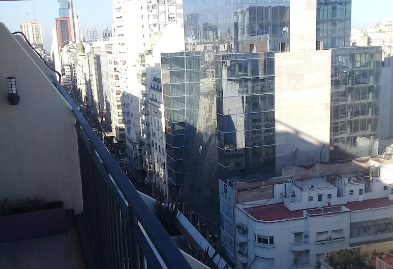 Columbia Palace, Buenos Aires, Doppel- oder Zweibettzimmer, Terrasse/Patio