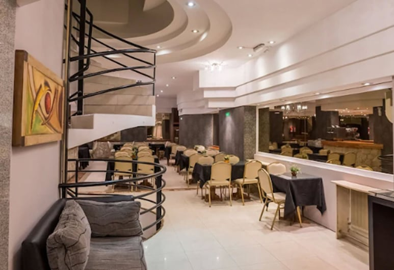 Hotel Dion, Mar del Plata, Otel Dinlenme Salonu