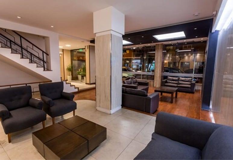 Estocolmo Hotel, Mar del Plata, Resepsiyon