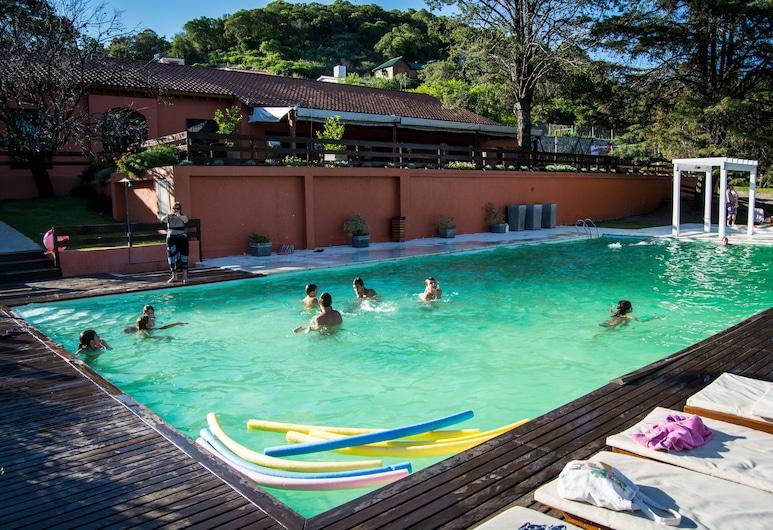 San Pedro Hotel, Rio Ceballos, Hồ bơi ngoài trời