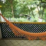 חדר דה-לוקס - מרפסת