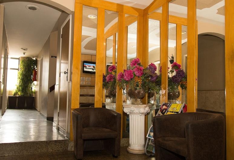 Hotel Puma, Rio de Janeiro, Lobby Sitting Area