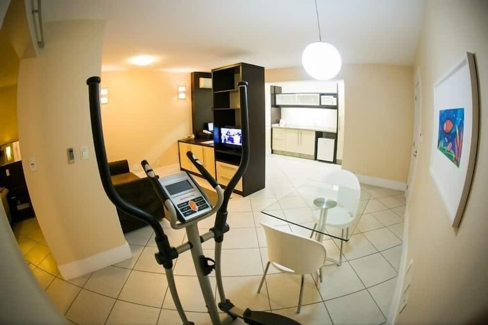 Luxury Apartment - Living Room