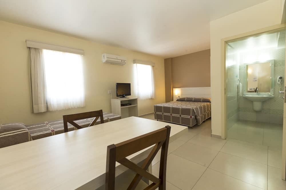 Flat - Bathroom