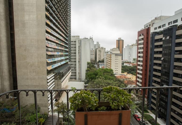 Paulista Flat, São Paulo, Taras/patio