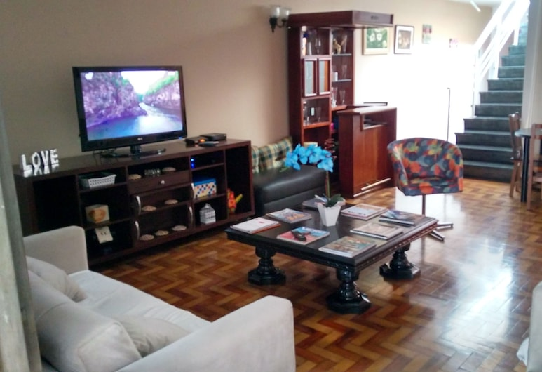 Pousada Soft Brooklin, Sao Paulo, Lobby Lounge