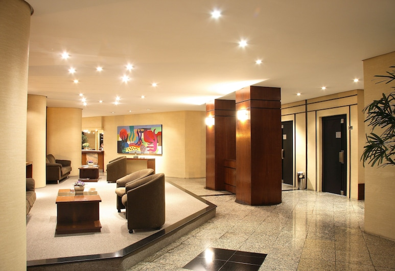 The Hill Residence, Sao Paulo, Reception Hall