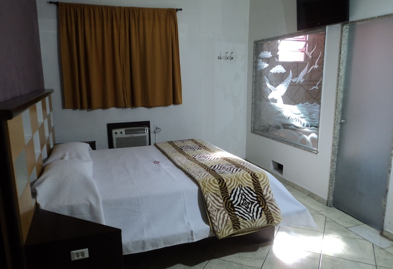 Hotel Villa da Penha, São Paulo, Dvoulůžkový pokoj, vířivka, Pokoj