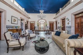 Fotografia do Hotel Boutique Casa del Jardín Aguascalientes em Aguascalientes
