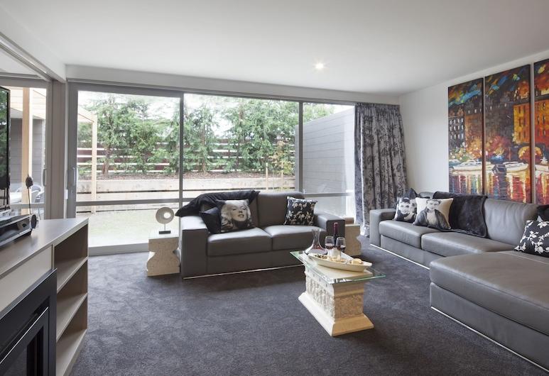 22 Hallenstein Apartments by Staysouth, Κουίνσταουν, Διαμέρισμα, Ισόγειο, Περιοχή καθιστικού
