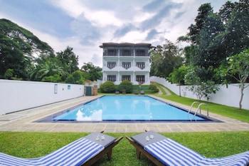 Foto do Rockery Villa em Bentota