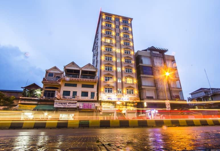 Good Luck Day Hotel, Phnom Penh, Výhľad z hotela
