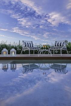ภาพ Avaton Luxury Hotel & Villas – Relais & Chateaux ใน Aristotelis