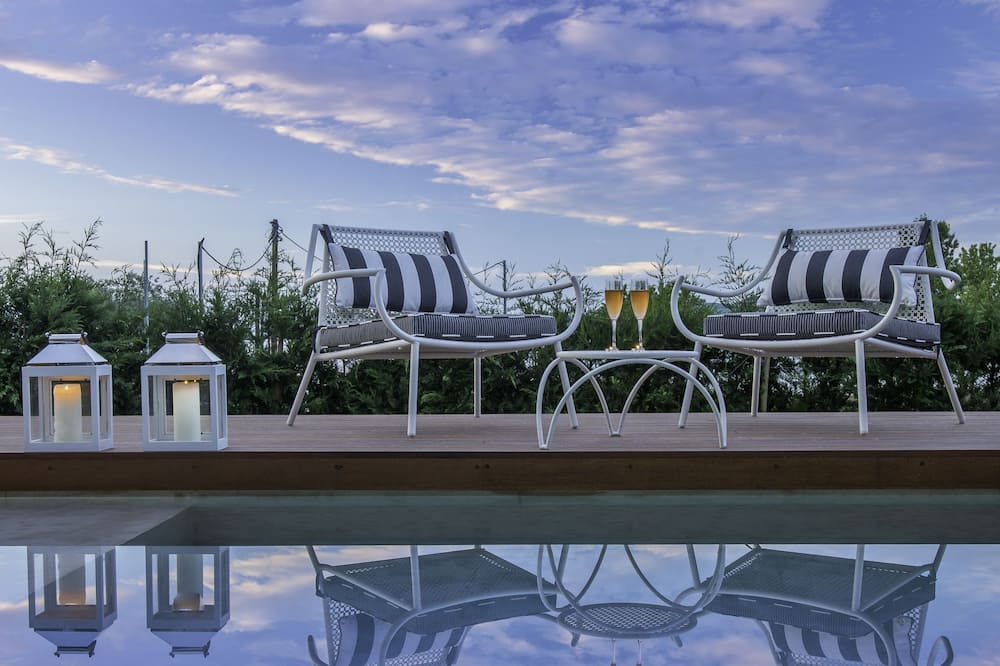 Two Bedroom Suite with Private Pool - Δωμάτιο επισκεπτών