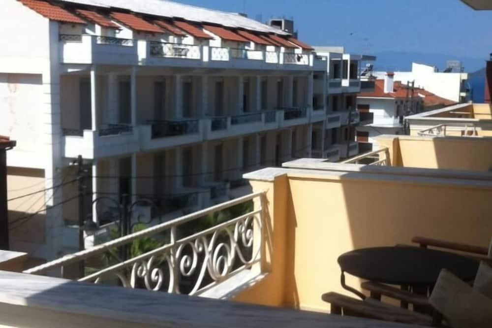 Vienvietis kambarys - Balkonas