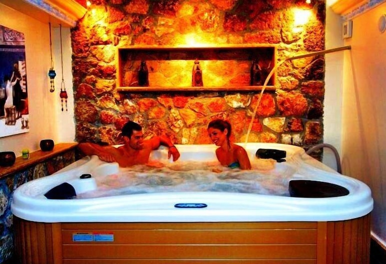 艾里斯 SPA 酒店, 伊斯蒂艾阿-艾迪伯索司, 室內 SPA 浴池