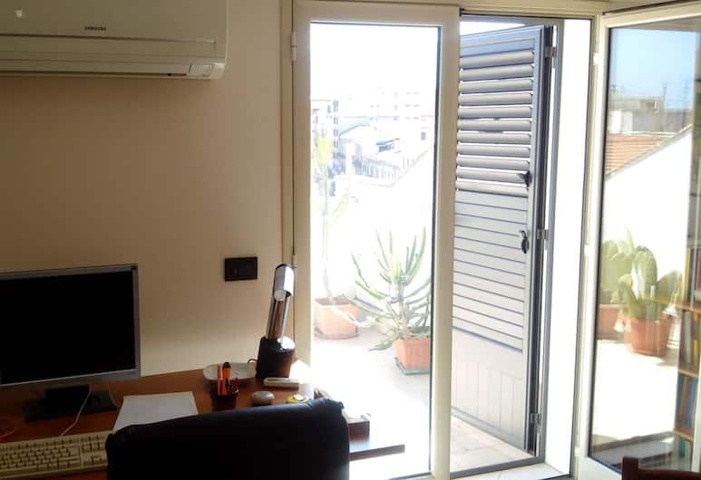 B&B Politeama, Palermo, Monolocale Deluxe, Area soggiorno