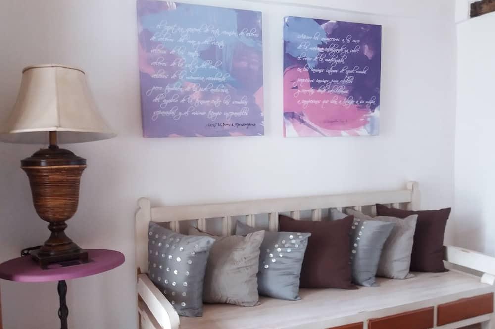 Apartmán (Dos) - Obývacie priestory
