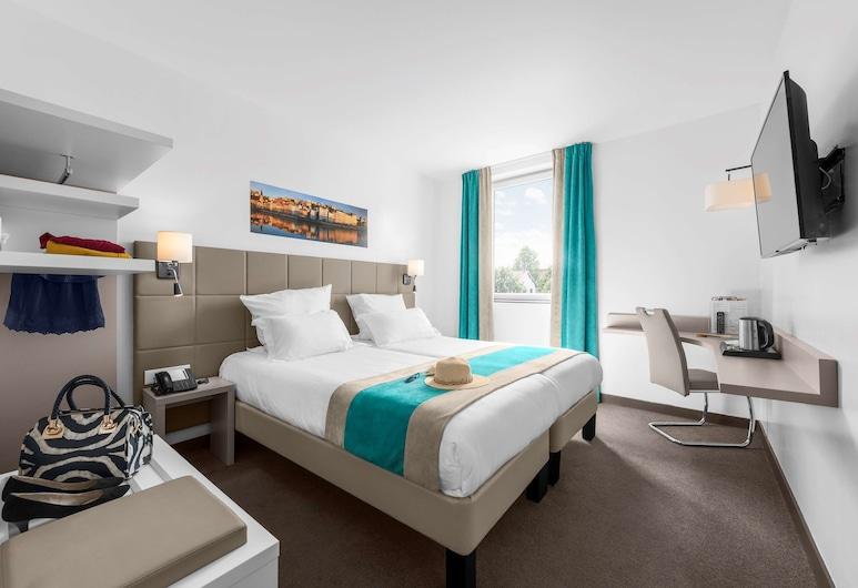 KYRIAD LYON EST - Stadium - Eurexpo, Meyzieu, Standartinio tipo dvivietis kambarys (2 viengulės lovos), Svečių kambarys