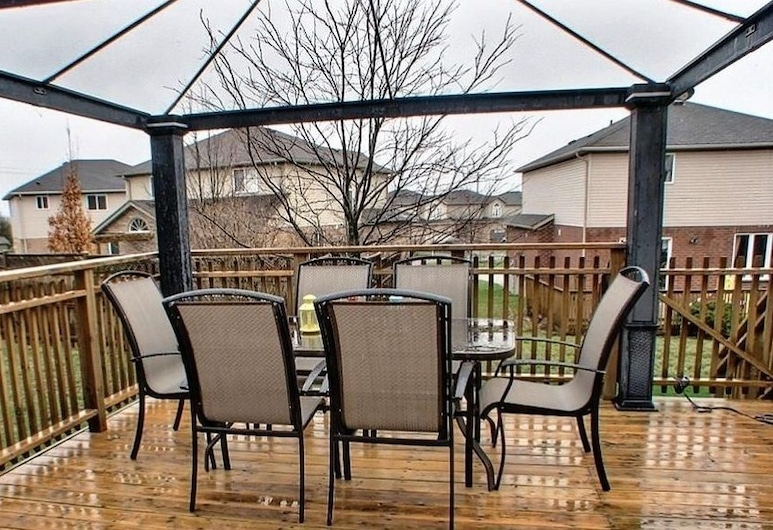 HB Guest Home, Waterloo, Terrace/Patio