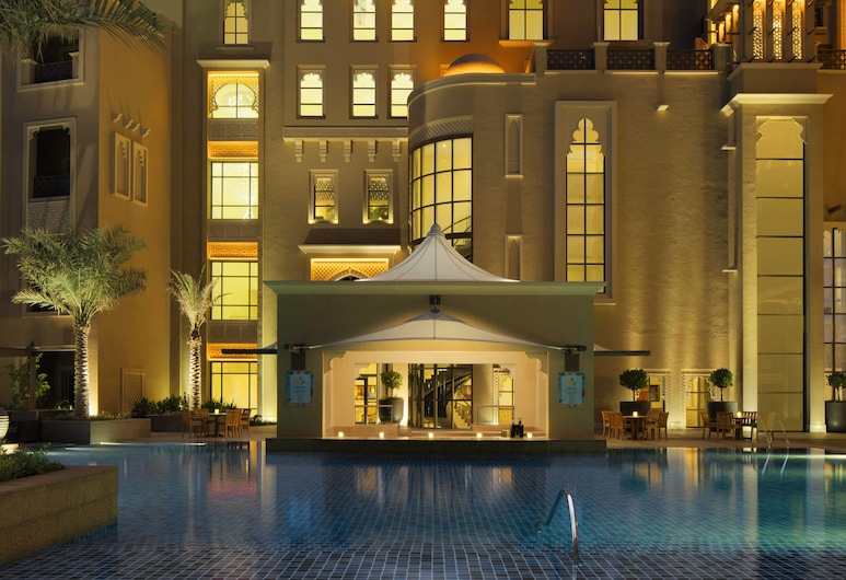Sheraton Sharjah Beach Resort & Spa, Sharjah, Bar vid poolen