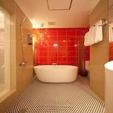 雙人房(連住不退房加價TWD 800/晚) - 浴室