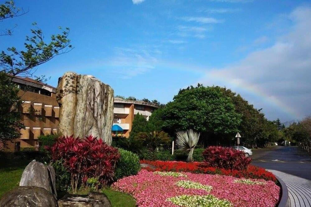 Įėjimas į viešbutį