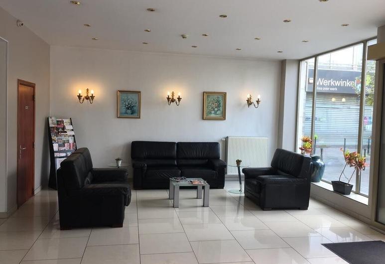 Hotel Windsor, BRUSEL, Recepcia