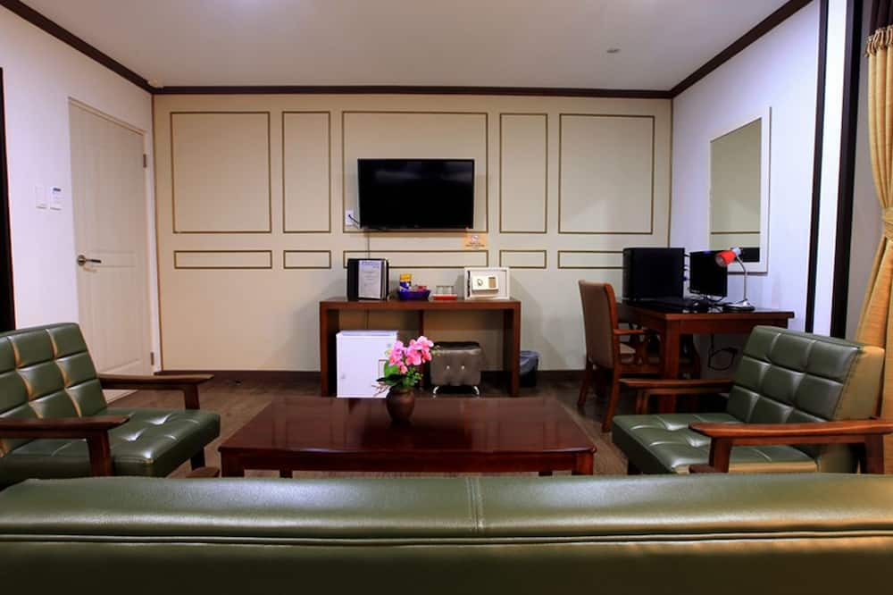 Business Room, Non Smoking - Living Area