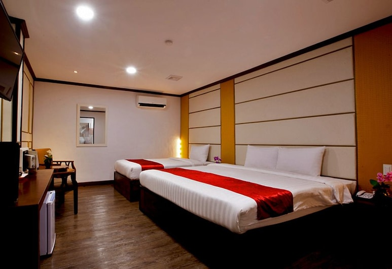 Horizon Hotel, Olongapo, Family Class B, Non Smoking, Vendégszoba