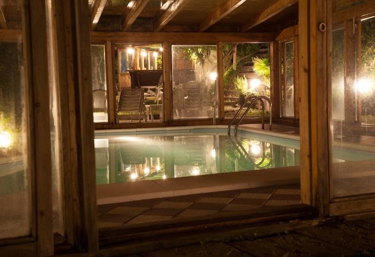 Hotel Residence Ricordo du Parc, Salsomaggiore Terme, Krytý bazén