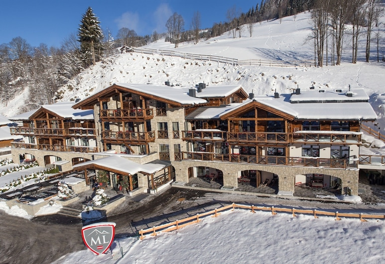 Avenida Mountain Lodges Saalbach by Alpin Rentals, Saalbach-Hinterglemm, Voorkant van de accommodatie